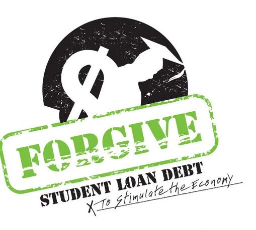Student Loan Forgiveness Picture Box