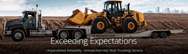 hot shot trucking Picture Box