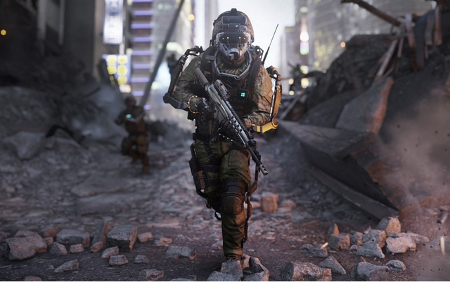 Download Advanced Warfare Free Picture Box