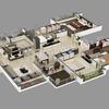 3D Floor Plan1 - 3D floor plan