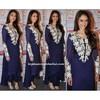 Aditi Raw Haidery in Navybl... - Online Shopping Store- Clic...