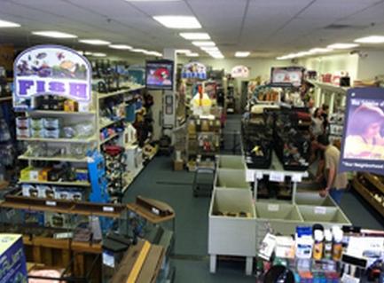 Jacksonville Online Pets Store Picture Box