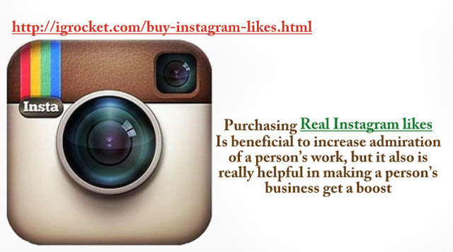 How To Get Real Instagram Likes In An Instant Buy instagram likes