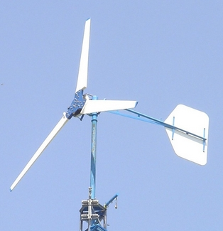Wind turbine Picture Box