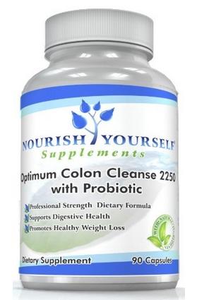 Colon Cleanse Picture Box