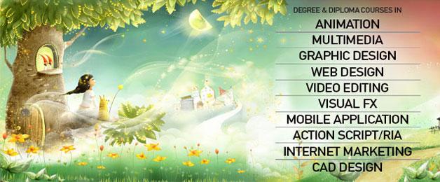 tgc-animation-multimedia Graphic Designing
