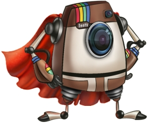 Instagram Bot Picture Box
