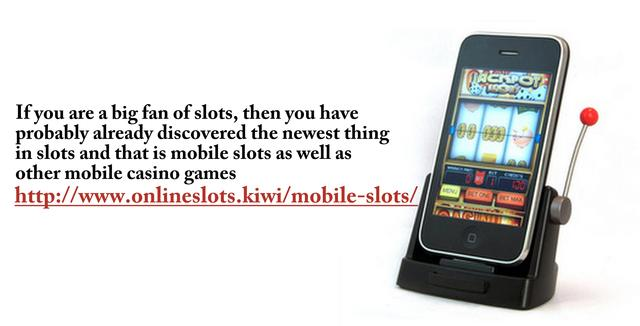 You Can Entertain Yourself With Mobile Slots Picture Box