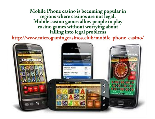 Mobile casino no careers gaming casino industry