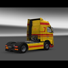 ets2  Volvo Fh Int - prive skin ets2