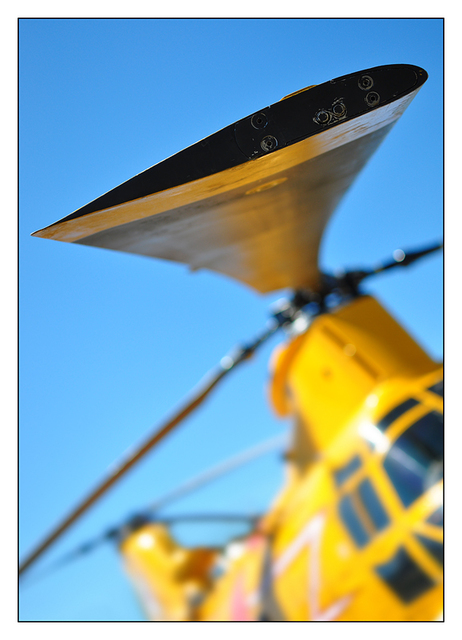 Copter Blade Aviation