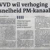 PM kanaal - Schepen
