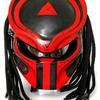Predator motorcycle helmet - Picture Box