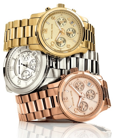 michael kors watches Picture Box