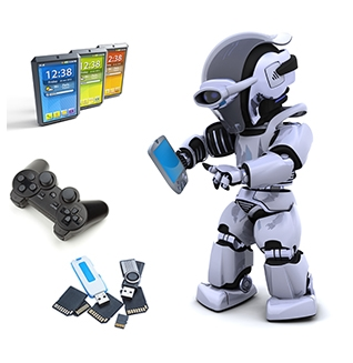 electronics accessories Picture Box