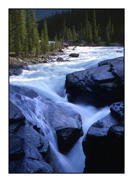 Rockies River 35mm photos