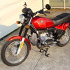 SOLD.....6207868 1984 BMW R80ST, Red. 34,500 miles. Just finished deep service / rebuild & new tires, etc.