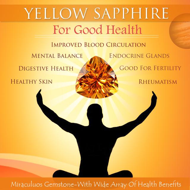 Untreated Natural Yellow Sapphire Pukhraj Stone Fo Untreated Natural Yellow Sapphire Pukhraj Stone For Jupiter