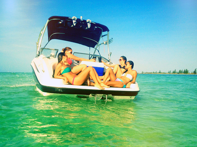 Deluxe Private Boat Tours Rent a Boat Cozumel