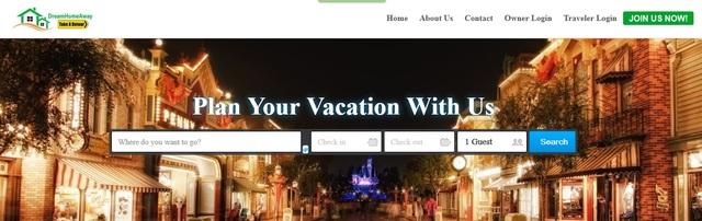 DreamHome away Luxury Resorts Europe