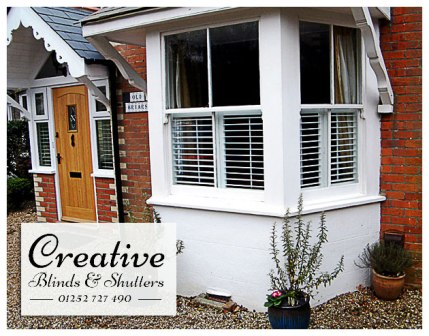 www.creativeblindsandshutters.co.uk Creative Blinds & Shutters Ltd