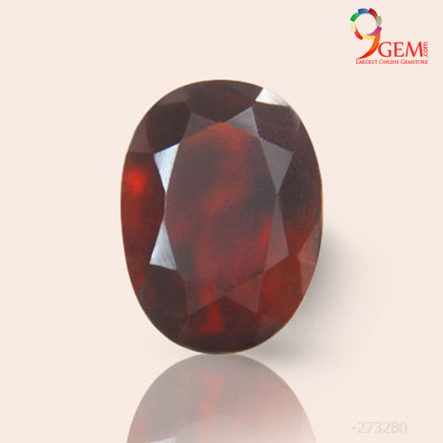 Buy Untreated Hessonite  Gomedh Gemstone @9Gem wit Buy Untreated Cats Eye / Lehsunia Gemstone from 9Gem.com