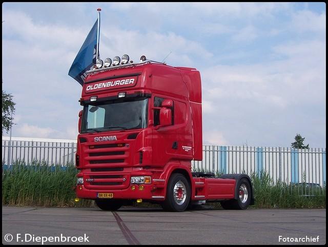 BR-XR-48 Scania R500 Oldenburger Peize-BorderMaker oude foto's