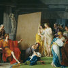LOST MASTERPIECE (Renaissance Painting Discovery) A Roman Court