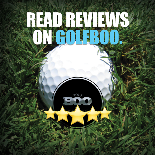 golfboo review Golf Courses