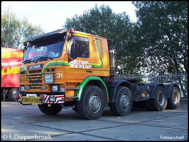 VV-04-RJ Scania 113e 400 V.D Vlist3-BorderMaker oude foto's