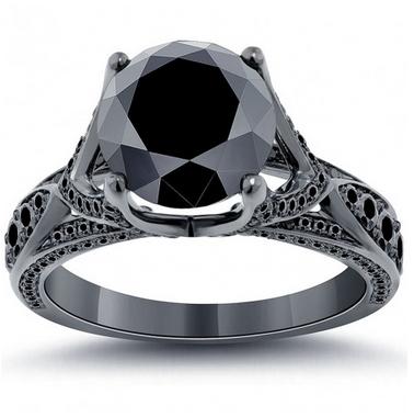 Black Diamond Rings Picture Box