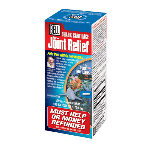 Shark Cartilage for Joint Relief Shark Cartilage for Joint Relief