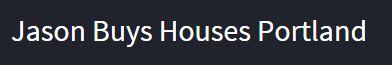cash home buyer Portland | 503-334-4649 We Buy Portland Houses