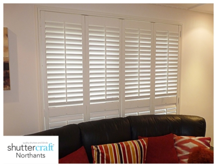 Shuttercraft Northants | Plantation Window Shutter Shuttercraft Northants
