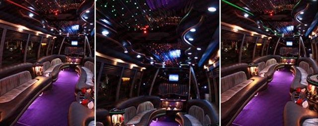 las vegas party bus Picture Box