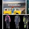 kitesurfing equipment - Picture Box