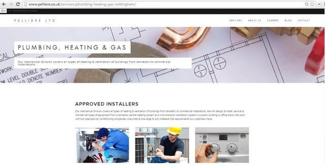 boiler repairs nottingham plumbers nottingham uk