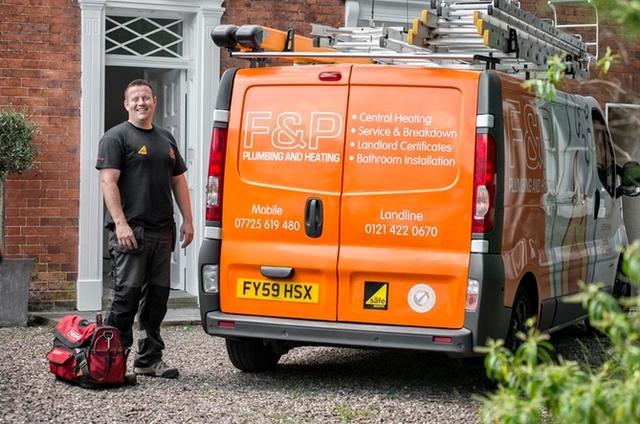 plumber birmingham Picture Box