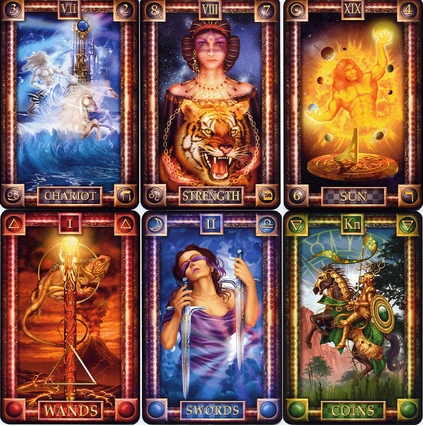 free online tarot reading Picture Box