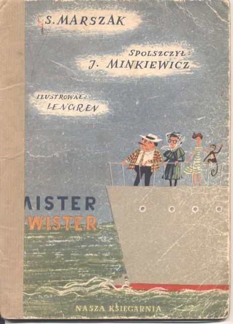 1 Mister Twister