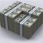 Beeld3-1miljoen dollar-10^6... - Debt bubble in 3D