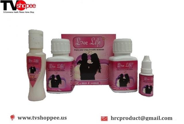 TVshoppee | Love Life Capsule - Sexual Health in I TVshoppee