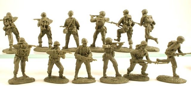 Toy soldier Picture Box