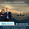Sky2c-Air-Freight-To-India-USA - Sky2C Freight Systems Inc