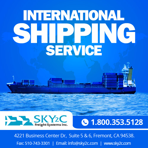 International-Shipping-Companies Sky2C Freight Systems Inc