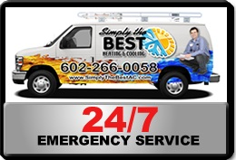 Gilbert Heating and Air Conditioner Repair Simply the Best Heating & Cooling, LLC