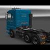 ets2 Scania 143M 420 6x2 Pu... - prive skin ets2