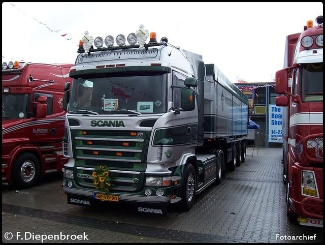 BP-VD-90 Scania R500 Van Triest-BorderMaker truckstar