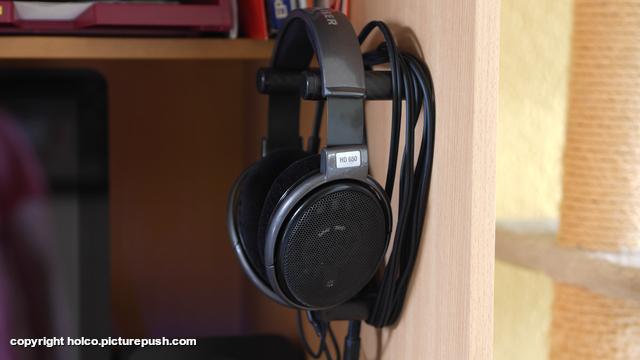 HD650-2 Audio
