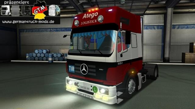 gts Mercedes SK by Atego0815 verv mb A 1 GTS DIVERSEN